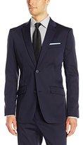 Perry Ellis Men's Very Slim Performance Stretch Suit Jacket