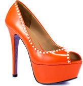 Taylor Says Monarchie - Orange