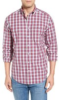 Vineyard Vines Wind Tide - Tucker Classic Fit Plaid Sport Shirt