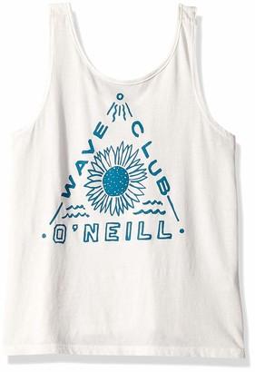 O'Neill Women's Glow Graphic Screen Print Tank Top