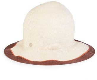 Loro Piana Kate Streaks Hemp Hat