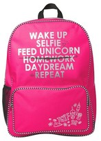 """Fashion Angels Style Lab by 16.5"""" TGIF Backpack - Hot Pink"""