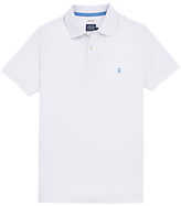 Joules Maxwell Polo Shirt, White