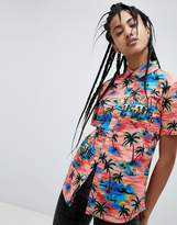 Vans Tropical Hawaiian Print Shirt