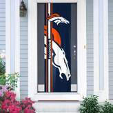 Denver Broncos Two-Sided Door Wrap