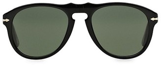 Persol 54MM Pilot Sunglasses