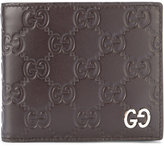 Gucci Signature wallet - men - Calf Leather - One Size