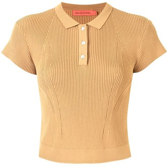 Manning Cartell Australia Ribbed Polo Top