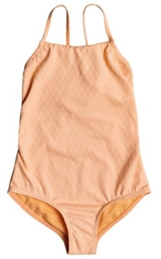 Roxy Toddler Girls Friday Lovers One Piece