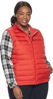 Columbia Plus Size Lake 22 Down Vest