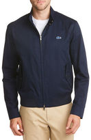 Lacoste Long Sleeve Full Zip Jacket
