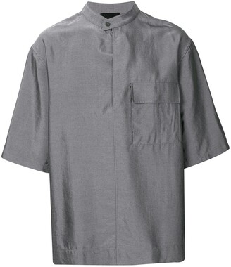 3.1 Phillip Lim Flap Chest Pocket Shirt