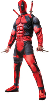 Rubie's Costume Co Deadpool Costume Set - Men