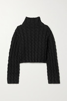 Womens Black Chunky Turtleneck Sweater Shop The World S Largest Collection Of Fashion Shopstyle