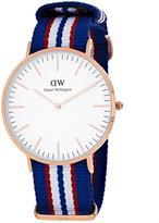 Daniel Wellington Classic Belfast Collection 0113DW Men's Analog Watch