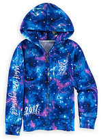 Disney Sorcerer Mickey Mouse Zip Hoodie for Girls - Walt World 2017