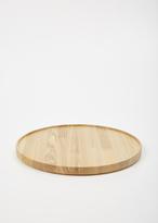 Hasami ash x-large tray