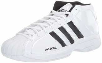 adidas Pro Model 2G Sneaker Black/White 17 M US