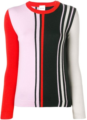 Paul Smith Colour Block Sweater