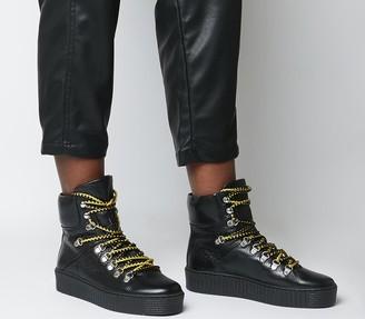 Shoe The Bear Agda L Hiker Boots Black