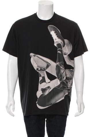 Givenchy Basketball Player T-Shirt
