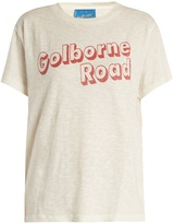 MiH Jeans Golborne Road-print cotton-jersey T-shirt