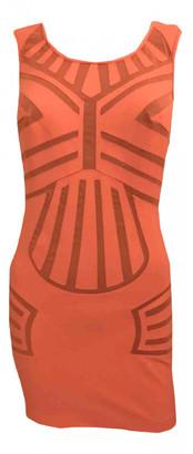 La Perla Orange Dress for Women