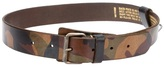 Dukes 'camo military' belt