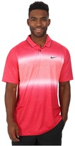 Tiger Woods Golf Apparel by Nike Nike Golf Velocity Glow Stripe Polo Shirt