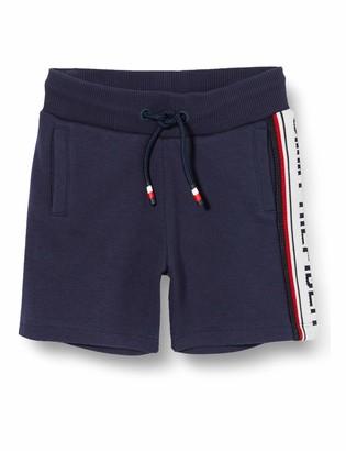 Tommy Hilfiger Boy's Intarsia Sweatshort Shorts