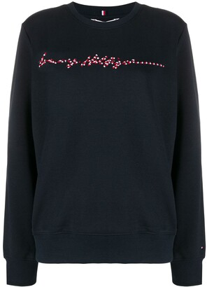 Tommy Hilfiger Long-Sleeved Jumper