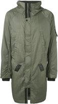 11 By Boris Bidjan Saberi cargo coat