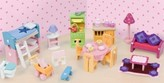 The Well Appointed House Le Toy Van Deluxe Starter Furniture Set for Doll Houses