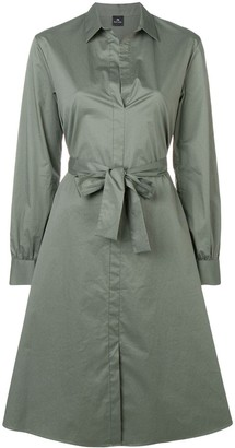 Paul Smith belted shirt dress