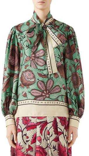 7f996fdd5 Gucci Women's Tops - ShopStyle