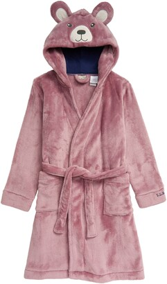 L.L. Bean Cozy Animal Fleece Robe