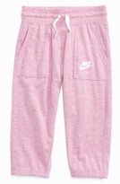 Nike Girl's Vintage Capri Sweatpants