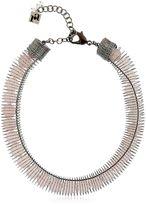Rosantica Trottola Rose Quartz Beaded Necklace