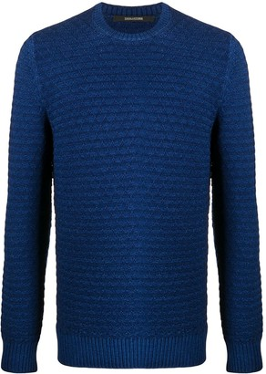 Tagliatore Long-Sleeve Fitted Jumper