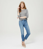 LOFT Tall Relaxed Skinny Jeans in Bright Mid Vintage Wash