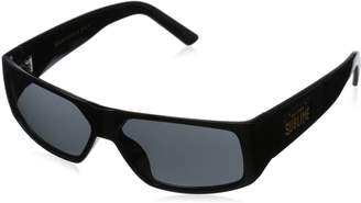 Black Flys Santeria Fly with Smoke Lens Wrap Sunglasses