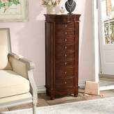 One Allium Way Riverton Eight Drawer Jewelry Armoire