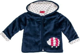 Salt&Pepper Salt and Pepper Baby Girls' NB Jacket Happy Plusch