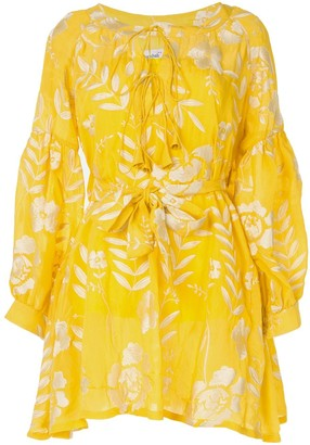 Bambah Feliz mini shirt dress
