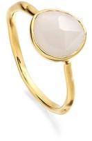 Monica Vinader Women's Siren Semiprecious Stone Stacking Ring