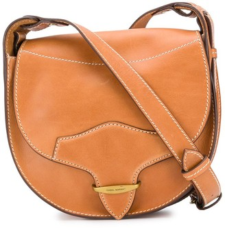 Isabel Marant Crossbody Leather Satchel