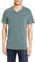 Velvet by Graham & Spencer Men's Stan Cotton & Linen T-Shirt