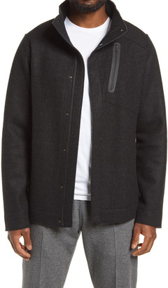 Icebreaker Oak Merino Wool Blend Jacket