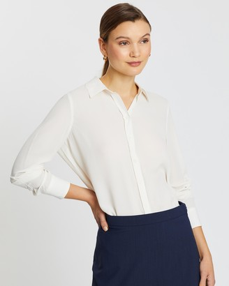 Banana Republic LS Dillon Classic Blouse