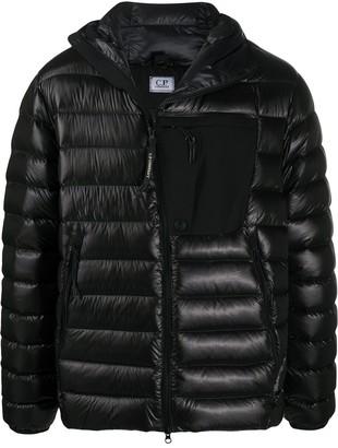 C.P. Company Oversized Chest Pocket Down Jacket